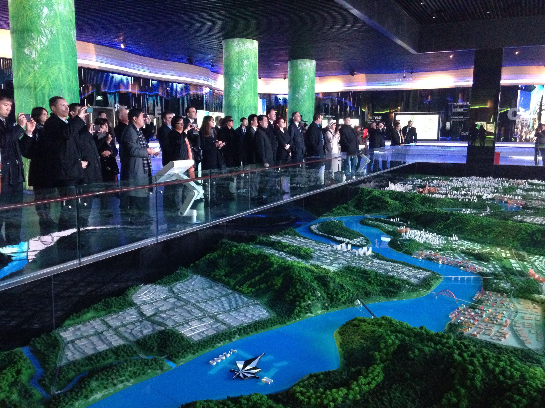 Планиране на град Чунцин