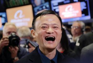 Chinese e-commerce giant Alibaba surpassed its US counterpart Amazon