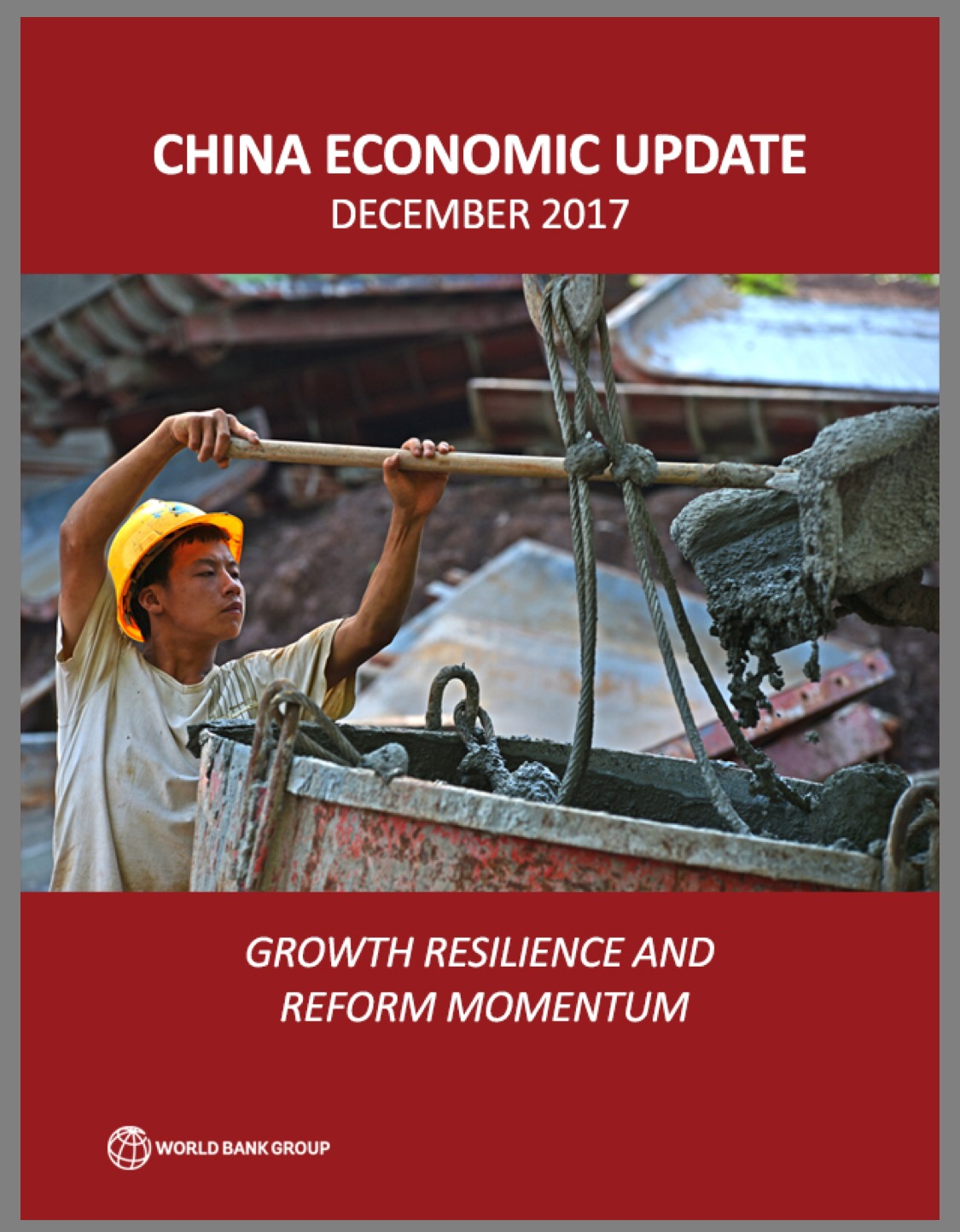 CHINA ECONOMIC UPDATE DECEMBER 2017