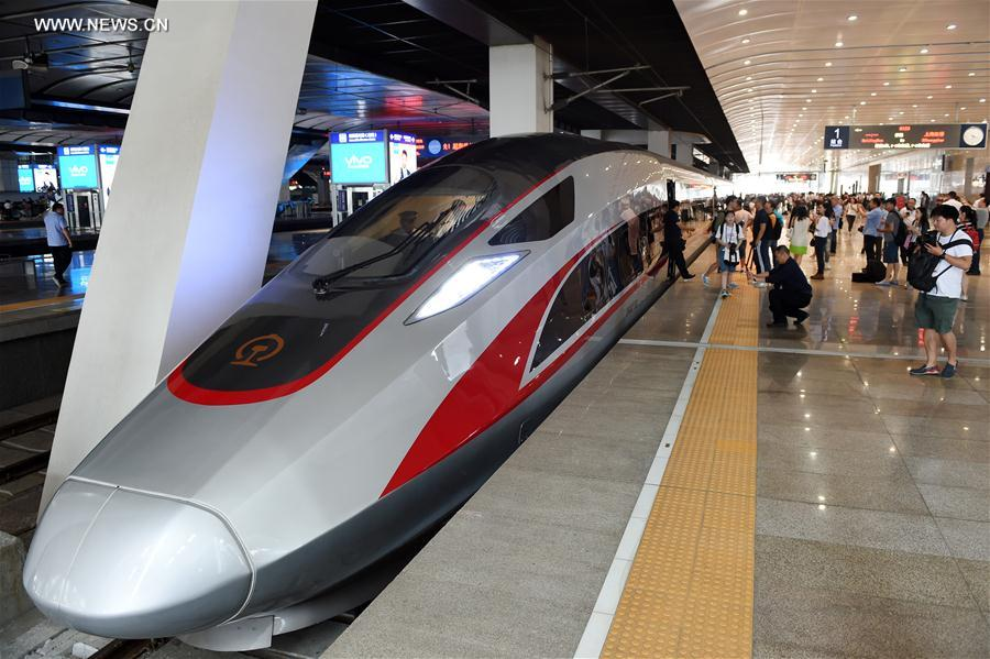 Highspeed train