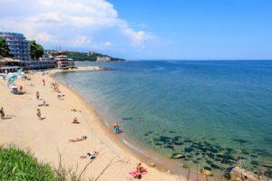 Bulgaria seaside