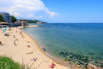 Bulgaria seaside