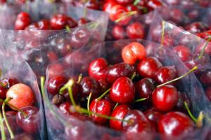 cherry in China