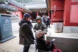 Tourists seeking premium experiences
