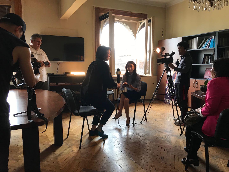 Интервю с Жана Караиванова