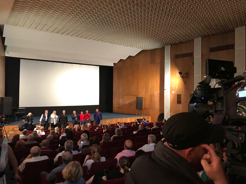 Филмът Колелото на Балкански