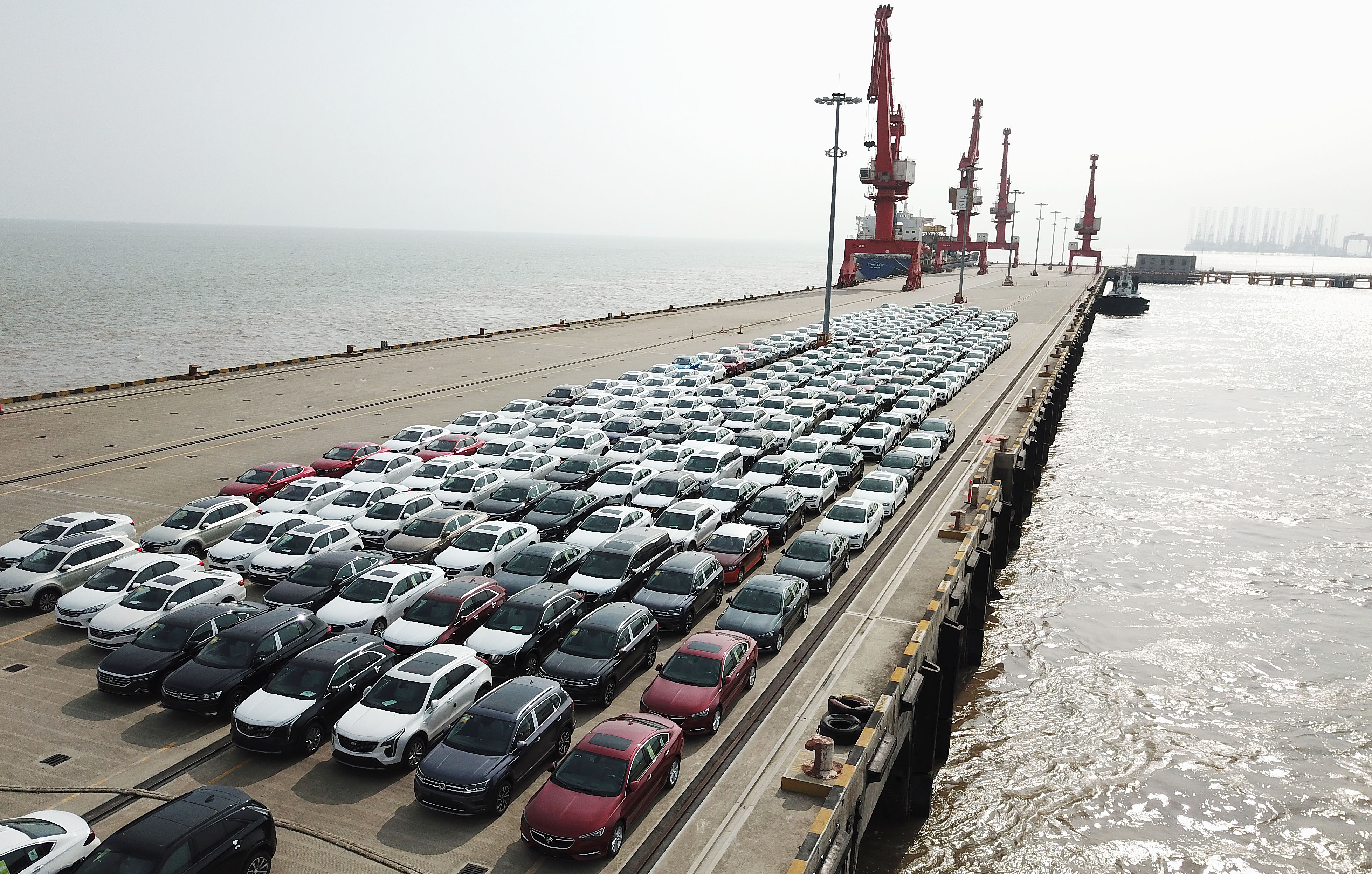 China expands Shanghai FTZ for further opening-up, globalization