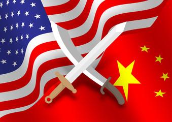 САЩ Китай мита