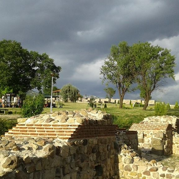 Bulgaria Medival Tuida Fortress