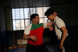Eddie Nazaryan Bulgaria's baby-faced European title