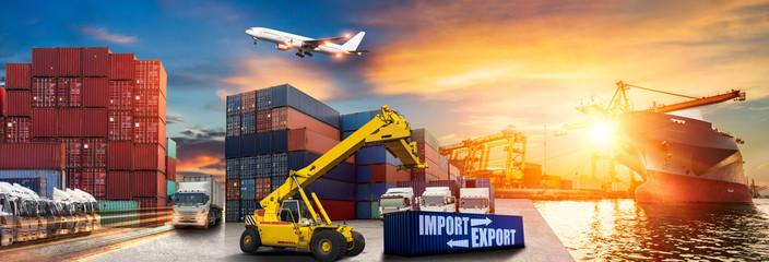Внос и износ първо тримесечие на 2020