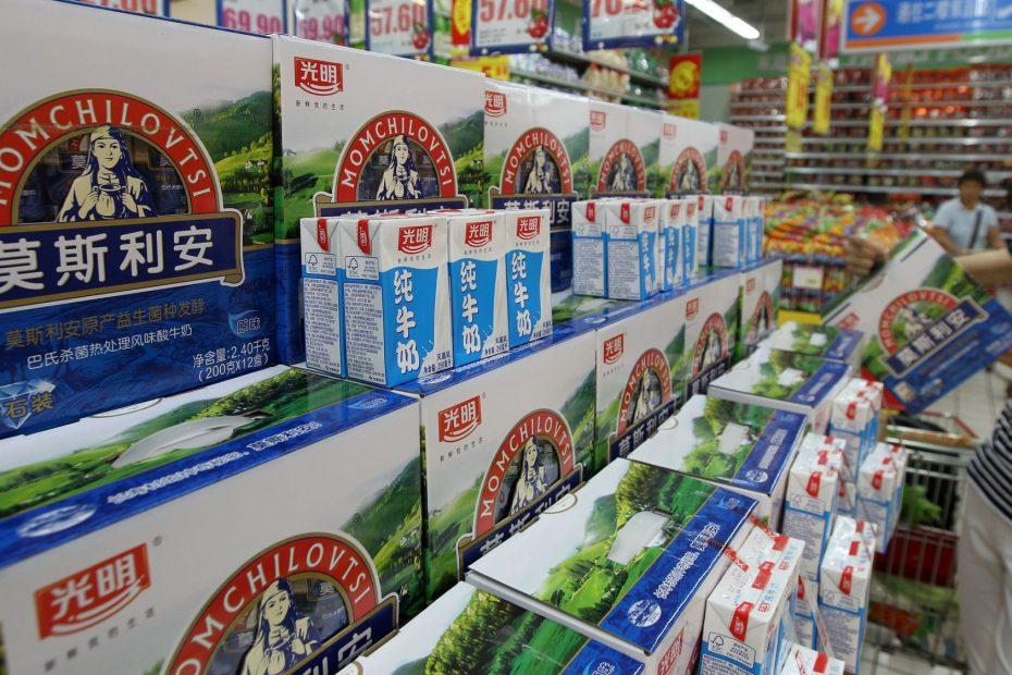 德媒:保加利亚受益于中国酸奶热
