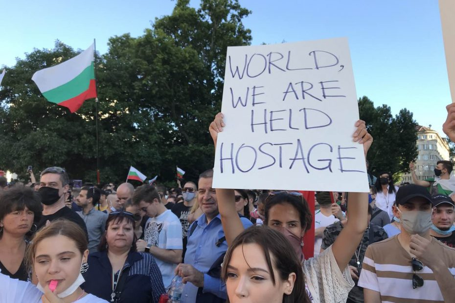 Българският бизнес е заложник на управлението. Искаме да работим в България а не да емигрираме.