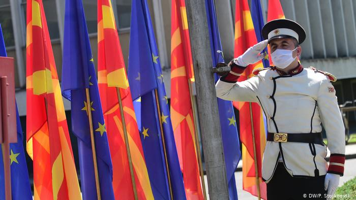 Bulgaria asks EU to stop 'fake' Macedonian identity