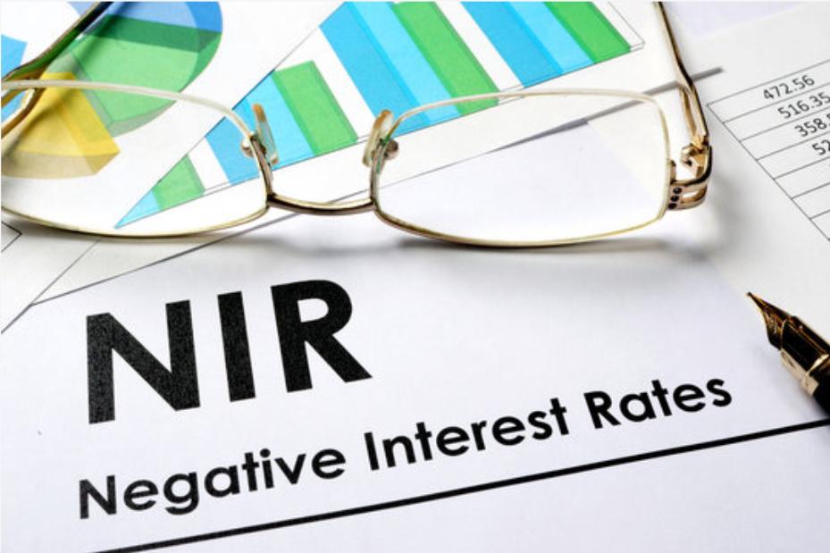 negative interest rate China