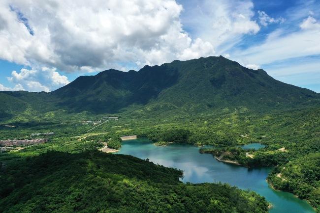 Зеленото развитие се превърна в една от основните концепции за развитието на Китай