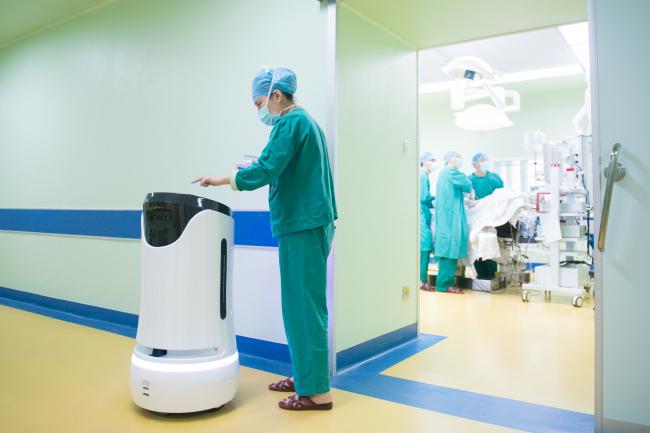 Интелигентните болници предоставят повече удобства на пациентите в Китай