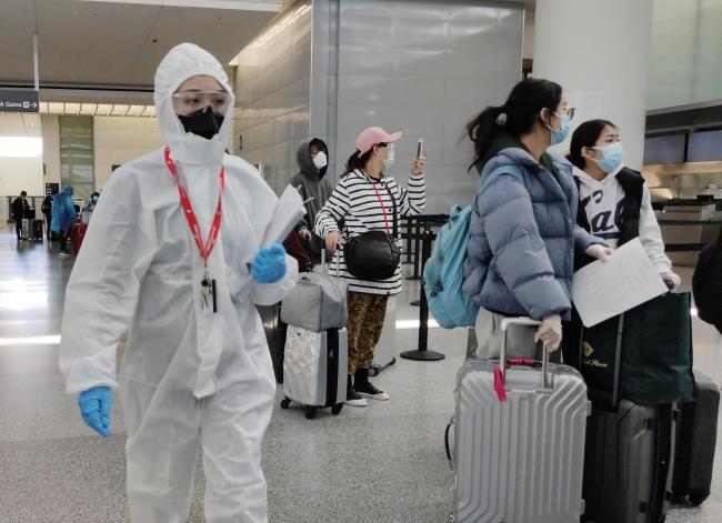 Над 70 000 китайци са се завърнали в родината от началото на пандемията