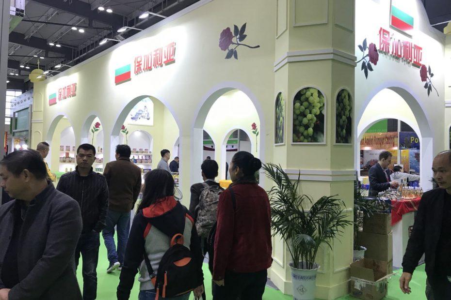 Износ на българско вино в Китай