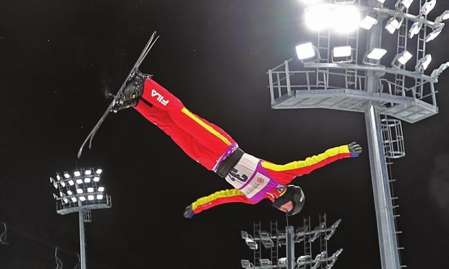 Пекин започна тестовите състезания за Зимната олимпиада през 2022 г