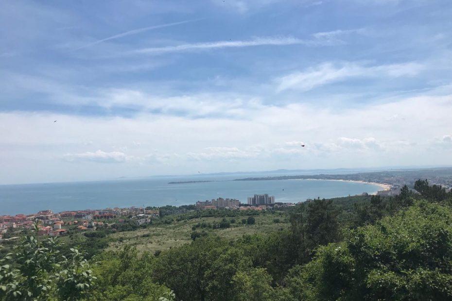 保加利亚黑海沿岸的房产.