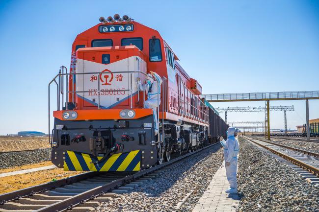 По маршрута Китай-Европа са минали 40 000 товарни влака
